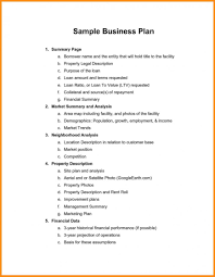 Parts Of A Resume Sample Business Plans For Startups Plan Examples Pdf Free Parts Of 58