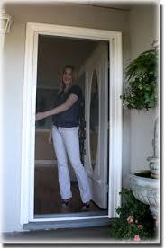 retractable screen doors. It\u0027s The ONLY Retractable Screen Door That DOESN\u0027T Snap Back With Patented \u201cSafe-Glide\u201d Speed Reducer! Doors