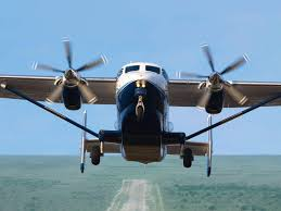 M-28 Twin Turboprop Aircraft - Aerospace Technology