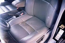 leather seat repairs