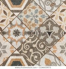 Image Parquet Stone And Wood Floor Tiles Design Texture Geometric Pattern Dreamstimecom Stone Wood Floor Tiles Design Texture Stock Illustration Royalty