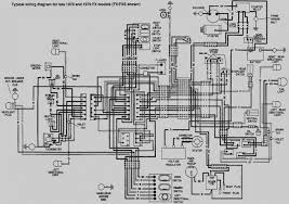 wiring diagram for 1980 flh harley davidson wiring diagram value