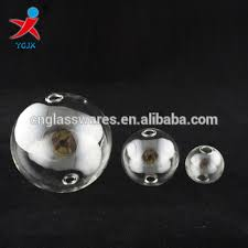 Clear Glass Balls Decorative Fascinating Clear Borosilicate Glass Hollow Ballsdecorative Pyrex Glass Ball