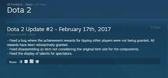 dota 2 version 7 02 update february 17 2017 gamingph com