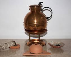 vintage percolator copper carafe