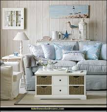 beach house decor coastal. coastal beach cottage style with nautical decor and ocean hues to inspire your own creative house design shabby chic white slipcover b