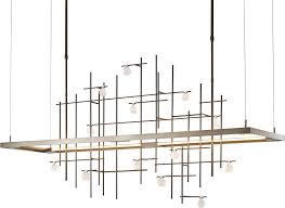 hubbardton forge 139751d spring led kitchen island light chandelier loading zoom