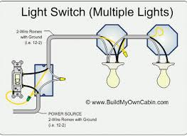 interesting wiring diagrams for household light switches do it wiring lights in series vs parallel at House Wiring Lights In Series