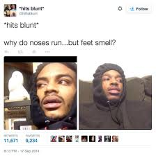 Hits Blunt* | Know Your Meme via Relatably.com