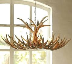 faux antler chandelier faux antler chandelier pottery barn just went down to faux antler chandelier white faux antler chandelier