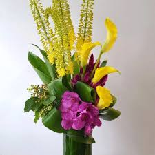 Office Flower Flower Design Weekly Subscription Nyc Corporate Office