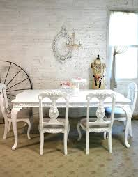 painted cottage furnitureCottage Dining Table And Chairs  Mitventuresco