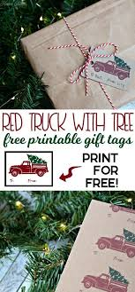You can copy, modify, distribute and perform the work, even for commercial purposes, all without asking permission. Free Printable Red Truck Christmas Gift Tags Mama Cheaps Christmas Tags Printable Free Christmas Tags Free Printable Gift Tags