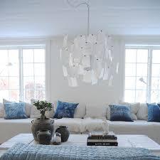 zettel z 6 31 5 in white paper chandelier by ingo maurer