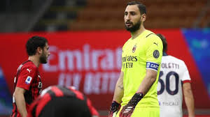 Gianluigi donnarumma will not be sold by ac milan in the january transfer window donnarumma signed a new deal with milan in july after a protracted saga, committing to the san siro club to 2021. No Takers For Talented Donnarumma After Milan Exit Gazidis Still Holds The Goalie In Absolute Esteem Anytime Football