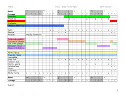 Business Schedule Template Schedule Template Army Training Calendar Excel Business