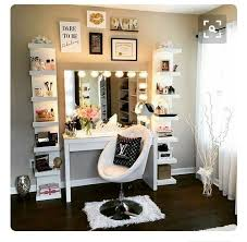 lighting for vanity makeup table. 15 fantastic vanity mirror with lights for bedroom ideas lighting makeup table