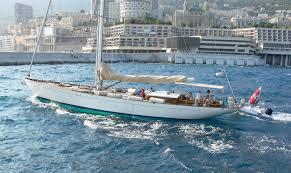 Modern Classic Yacht Design Sailing Yacht Annagine Superyachts News Luxury Yachts