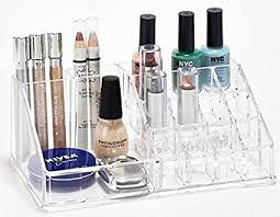 simplify acrylic 16 partment jewelry cosmetic makeup organizer