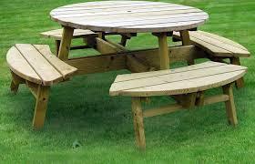 modern outdoor ideas medium size round garden bench plans for wood furniture picnic table gazebo