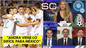 RATING TRI. Mexico defeats a POOR El ...