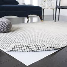 white area rug. safavieh padding collection pad125 white area rug, 5 feet by 8 (5\u0027 rug