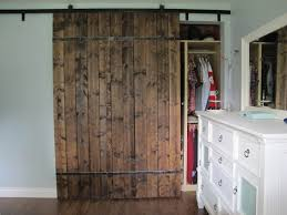 diy sliding barn door plans ideas of diy with style closet doors and on bar 1600x1200px