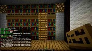Furniture Delightful Minecraft How Make Bookshelf Texture Head