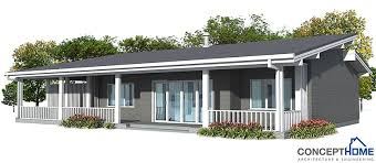 Small Picture Small House Plan CH23 detailed building info Floor plans for