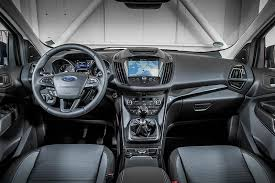 2018 ford kuga. unique kuga ford kuga titanium 2017 interior photos and dashboard images  crossover  suv pictures 2018 with ford kuga