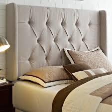 ivory tufted headboard. Contemporary Ivory Wingback Tufted Ivory KingCalifornia King Size Upholstered Headboard In I