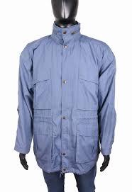 Details About Fjallraven Mens Outdoor Jacket Membrane Blue Xl
