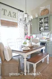 farmhouse dining room ideas. Farmhouse Dining Room Decor Decorating Ideas Home Design New Fancy Under Furniture Table Images
