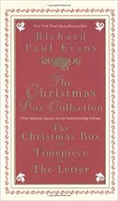 the box collection the box timepiece and the letter richard paul evans 9780671027643 amazon books