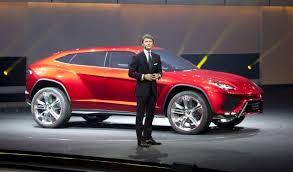 2018 ferrari suv. Brilliant Ferrari Lamborghini CEO To Be Replaced By ExFerrari F1 Boss Report With 2018 Ferrari Suv R
