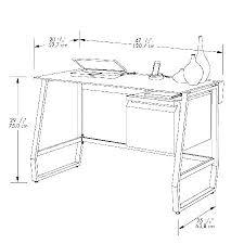 Standard Desk Height Conieadiviagensnews Info