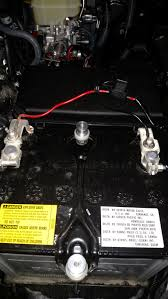 2015 4runner trail dual battery installation air pump i used some 1 2 abs plastic from our local tap plastics to fabricate the mounting plate to attach the main fuse off of the starting battery and the blue