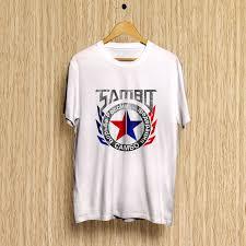 Fashion Hot Sale 100 Cotton Venum Sambo Mens T Shirt All Size S 2xl Tee Shirt