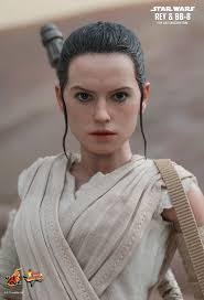 Rey Hair Style hot toys star wars the force awakens rey and bb8 16th scale 2889 by stevesalt.us
