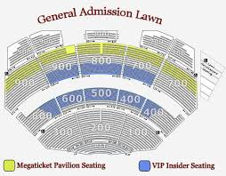 Pnc Pavilion Cincinnati Seating Chart B 105 Country Megaticket At Riverbend Music Center