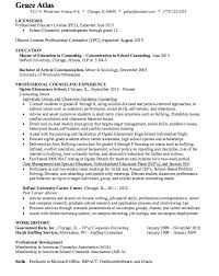 Sample Resume For School Counselor Pin By Ririn Nazza On Free Resume Sample School Counselor School