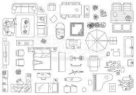 Floor Plan With Furniture U2013 HOME DECORATIONFurniture Clipart For Floor Plans