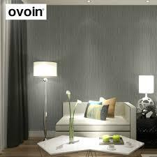 Vlakte Moderne Zilveren Verticale Strepen Behang Roll Interieur Muur Papier Woonkamer Die Beige Crème Grey Gold Deze Categorie Wallpapers