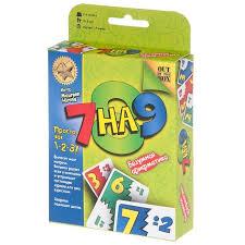 <b>Настольная игра 7</b> на 9 — купить в интернет-магазине OZON с ...