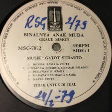 New dangdut koplo mp3, sragen, jawa tengah. Grace Simon Lp Bilalnya Anak Muda Indonesia Disco Soul Jazz Mp3 Listen
