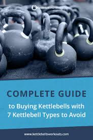Kettlebell Sizes Chart Complete Guide To Buying The Best Kettlebells 7 Kettlebell