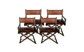 viyet designer furniture seating mcguire company regarding leather directors chair decorations 18