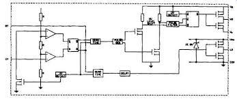 energy saving lamps and electronic ballasts 6 functional block diagram of ir 2155 international rectifier usa