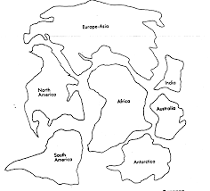 Small Picture Cut Out Continents Coloring Page 8 olegandreevme