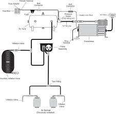 amazon com air lift 25690 quick shot air compressor system schematic for the air lift 25690 quick shot air compressor system